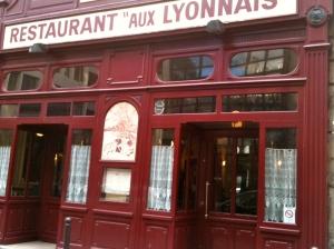 Aux Lyonnais, Paris