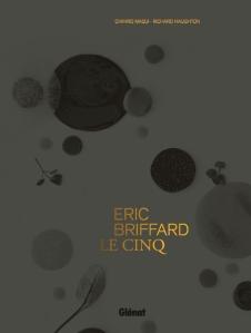ERIC BRIFFARD LE CINQ COUV