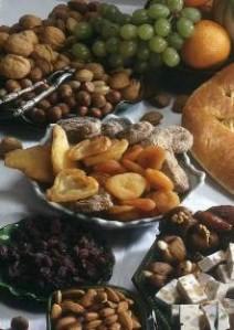 Les 13 desserts de Provence via www.passions-du-sud.com