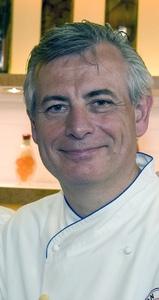 Michel Ranvier, chef du Conti.