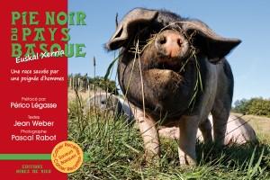 Pie noir du Pays Basque couverture