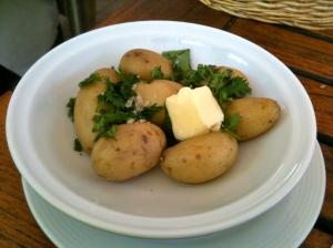 Pommes de terre © Blandine Vié