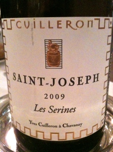 Saint-Joseph Les Serines 2009 @ Blandine Vié