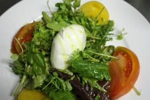 Salade fraîcheur mozzarella di buffala