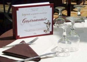 Joyeuse encyclopédie de la gastronomie