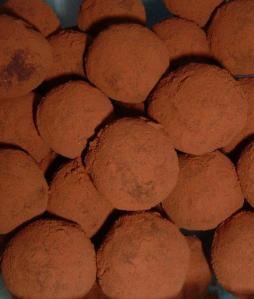 Truffes au chocolat via papilles.blogs.sudouest.fr
