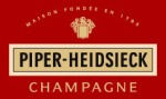Étiquette champagne Piper-Heidsieck via winepaper.fr