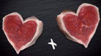 Côtelettes cœurs