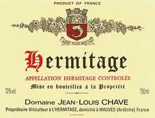 Hermitage Jean-Louis Chave via idealwine.com