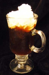 Irish coffee via www.drinxo.com