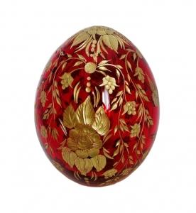 Œuf Fabergé papillon via ahoh-cadeau.com