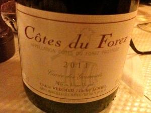Côtes du Forez 2011 © Blandine Vié