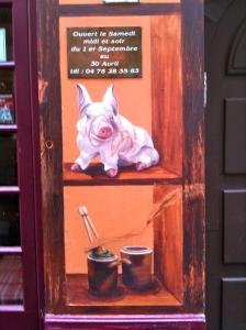 Devanture de Chez Paul © Blandine Vié