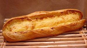 Hot-dog gratiné via fastandfood.fr
