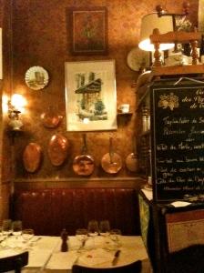 Petit coin de salle © Blandine Vié