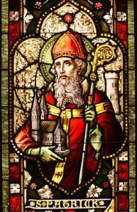 Saint-Patrick via fr.wikipedia.org