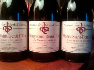 Morey Saint-Denis 1er cru « Monts Luisants » © PdM