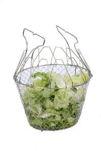Panier à salade via tompress.com