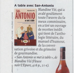 San-Antonio se met à table - Pudlo - Le Point zoom