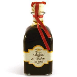 Vinaigre balsamique de Modène via pommedambre.com