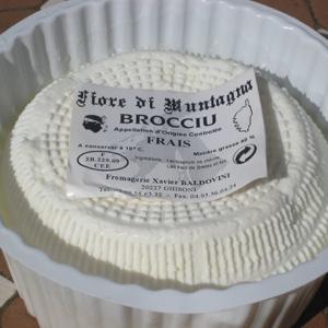 Brocciu frais via fiore-di-muntagna.com