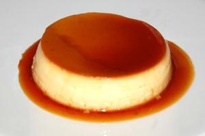 Crème renversée au caramel via stitchandbear.com