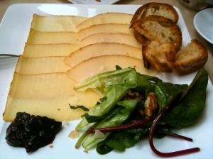 Fromage de brebis © Blandine Vié