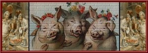 Incipit testamentum porcelli via cochon amoureux.over-blog.com