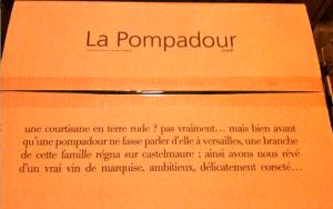 La Pompadour © Blandine Vié