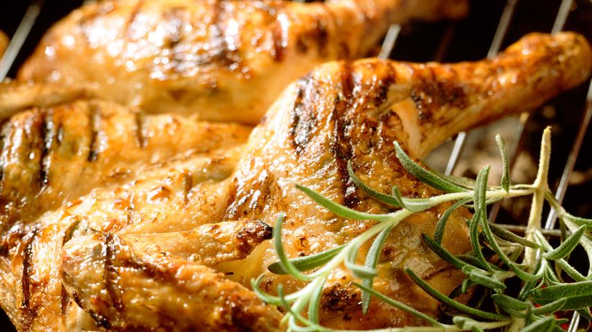 Les grillades morceaux griller et sauces pour les accompagner greta garbure - Poulet grille au barbecue ...