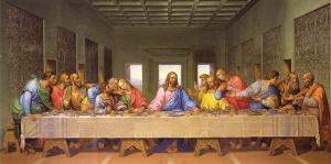La Cène de Léonard de Vinci via najoth.org