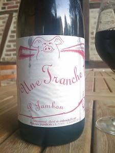 La tranche - Jambon via bicephale-buveur.over-blog.com