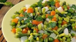 Macédoine de légumes via leparfait.fr
