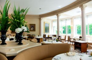 Restaurant Laurent © Thai Toutain