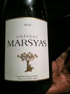 Château Marsyas © Blandine Vié