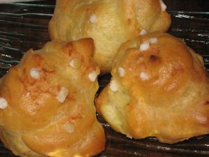 Chouquettes via celaieandbetsa.canalblog.com