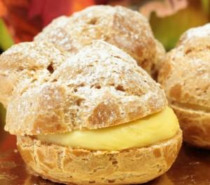 Choux à la crème via monboulanger.fr