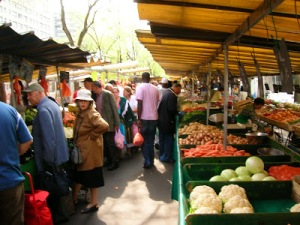 Marché de Belleville via babeblogue.blogspot.com