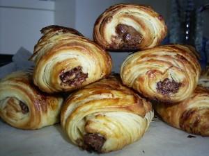 Petits pains au chocolat via daralyon.canalblog.com