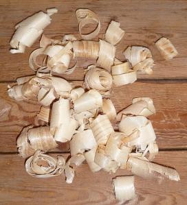 Copeaux de bois via 2travelandeat.com
