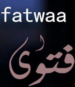 Fatwa via identitejuive.com