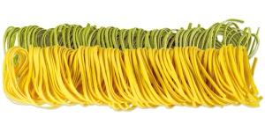 Fettuccine paille et foin via pastamontegrappa.com