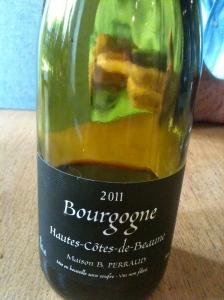 Hautes-Côtes de Beaune Perraud © Blandine Vié