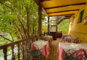 La Guinguette terrasse seine