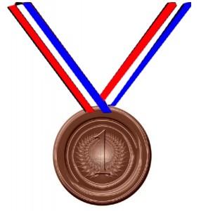 Médaille-en-chocolat via badgespersonnalises.com