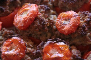Tomates farcies via macuisinevapeur.maison.com