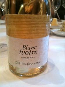 Blanc ivoire © Blandine Vié