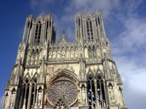 Cathédrale de Reims via certiferme.com