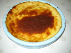 Flan via cuisinechoupinette.com