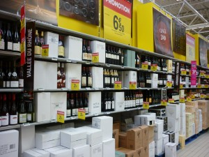 Foire aux vins via bordeaux.com